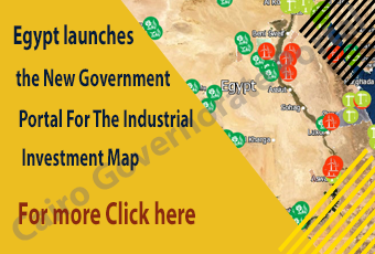 Egypt launches the new government portal for the industrial investment map
